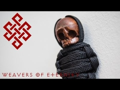[Weavers of Eternity] How to Make a Paracord King Mummy Tips