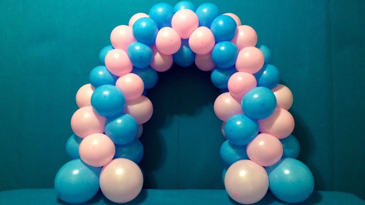 You can make balloon arches for only 5 my crafts and for What can you make with balloons