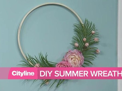 3 DIY summer wreaths to keep on your door all year