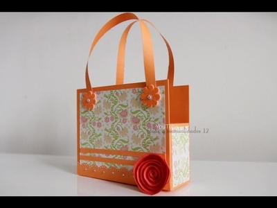 Bolsas de Papel para regalar en este dia de las madres.Mother's Day