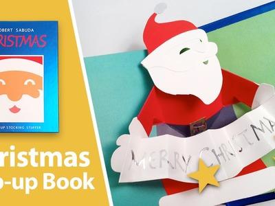 Christmas Pop-up book by Robert Sabuda (Classic Collectible Pop-Up)