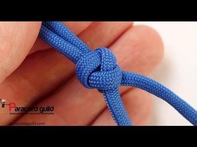 Diamond knot (2 stranded)