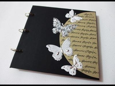 DIY : #186 Vintage Notebook - Easy & Beautiful ❤