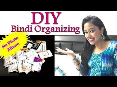 DIY: Bindi Organizing (No Album)   बिंदी के पत्तों को कैसे रखें   Quick & Easy DIY   Bindi Organizer