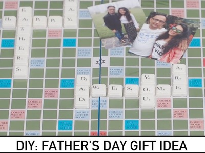 DIY Father's Day QUICK and EASY Last Minute Gift | Happy Father's Day