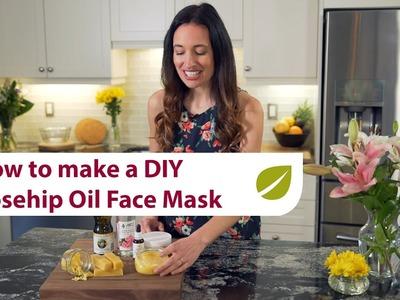 DIY Youth-Enhancing Rosehip Oil Face Mask   Natural Beauty Secrets