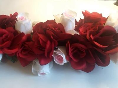 Dollar Tree Valentine's Day Centerpiece
