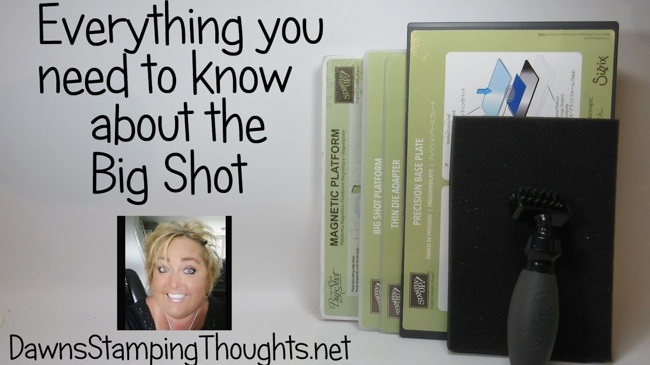Everything you need to know about the Big Shot