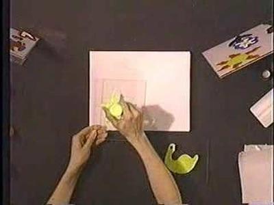 Free Preschool Art Activity #1, BioColor Stickers