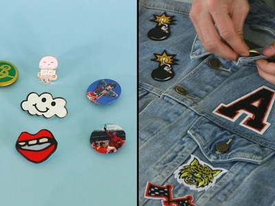 How to customise a denim jacket | | ASOS Menswear fashion tutorial