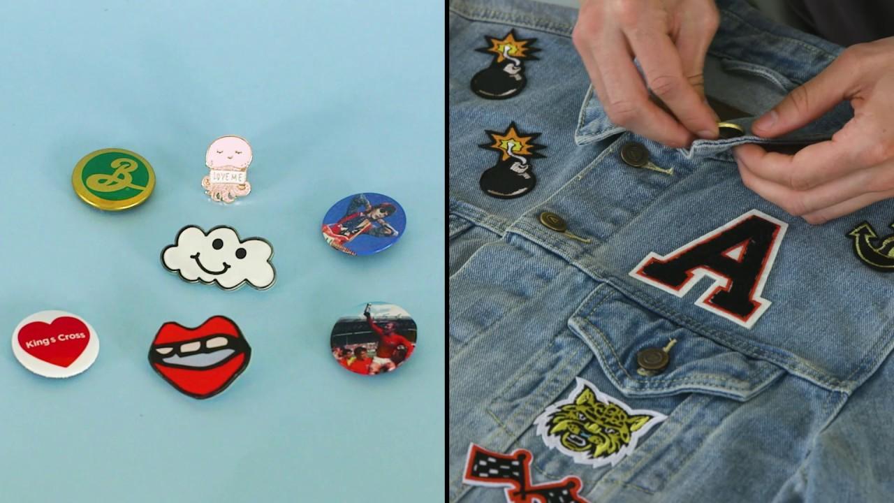 How to customise a denim jacket     ASOS Menswear fashion tutorial