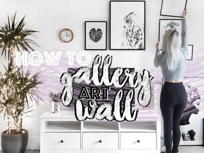 How to: Gallery Wall   LLimWalker