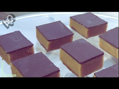 How to make Káhlua Fudge (Alcoholic Candy)