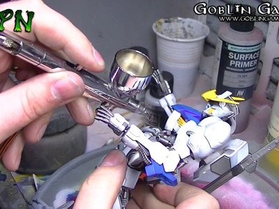 How to paint a Barbatos