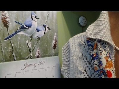 J's Knit - Free as a Bird Sweater Tutorial, EP. #58-2.