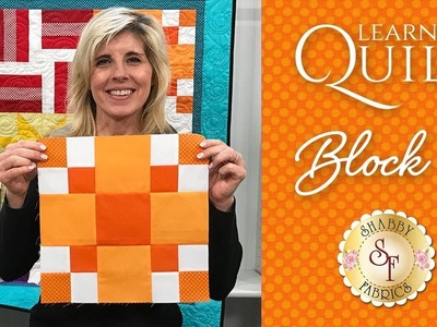 Learn to Quilt Part 3 | Shabby Fabrics