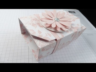 Origami Style Tealights Box