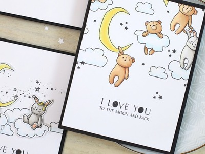 Product Close Up: Create a Scene Card ft. LITTLE DREAMERS - Tutorial