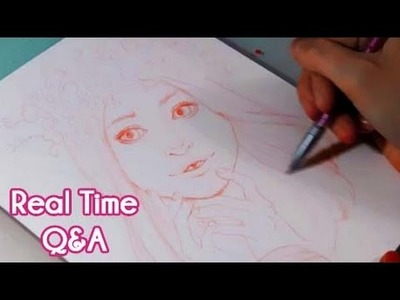 Real Time Sketch With Me and Q&A