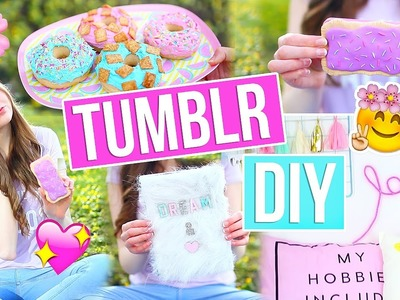 Tumblr DIYs & Gift Ideas You Need To Try!