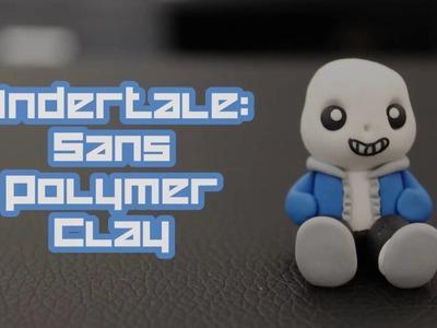 Undertale: Sans [Polymer Clay]