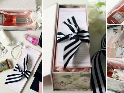Will You Be My Bridesmaid Gift Idea| hayleypaige