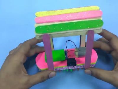 Wow !  Amazing BristleBot - Top Gear DIY