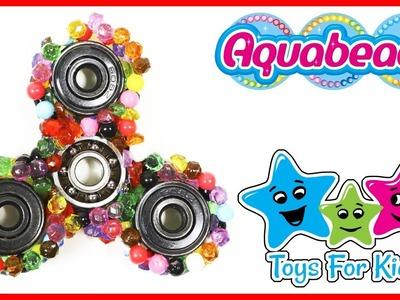 Aquabeads Fidget Spinner DIY