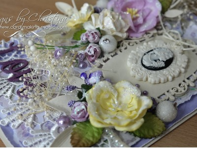 Cards to Inspire You Pt 8 - Shabby Chic
