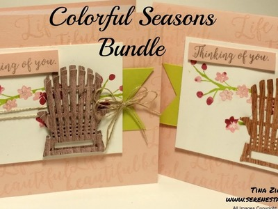 Colorful Seasons from Stampin' Up!