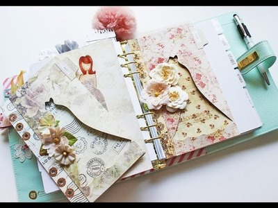 Couture Creations for Your Planner with Bona Rivera-Tran-May 2017