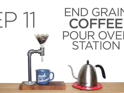 DIY Coffee Station | EP 11 | The Cutting Bored