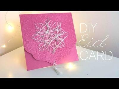 DIY: How to Make EID Cards (Tutorial)