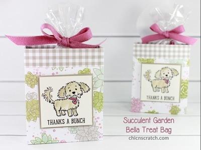 Facebook Friday #16 - Succulent Garden Bella Treat Bag