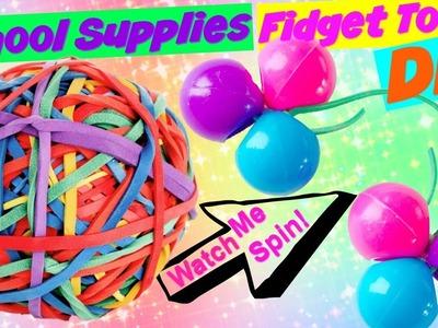 Fidget Toy DIY (MakeitMonday) Making School Supplies Fidget Toy DIY