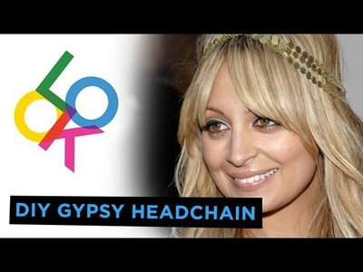 Gypsy Head Chain: Look DIY
