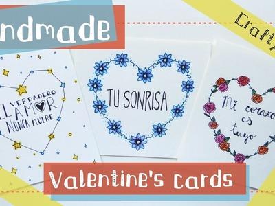 HANDMADE LOVE CARDS FOR BOYFRIEND ❤ VALENTINE's DAY GIFTS for boyfriend or girlfriend