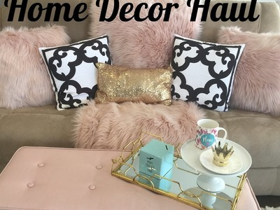 Holiday decor haul my crafts and diy projects for Room decor haul