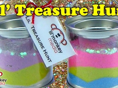 How to Create a Lil' Treasure Hunt!
