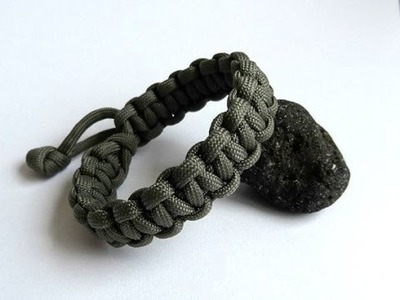 How to make a Hemp Bracelets - Making Hemp Braclets