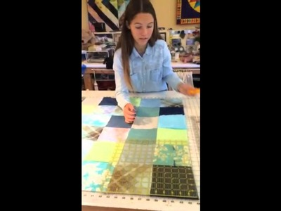 How to make Alzheimer's sensory stimulation quilts