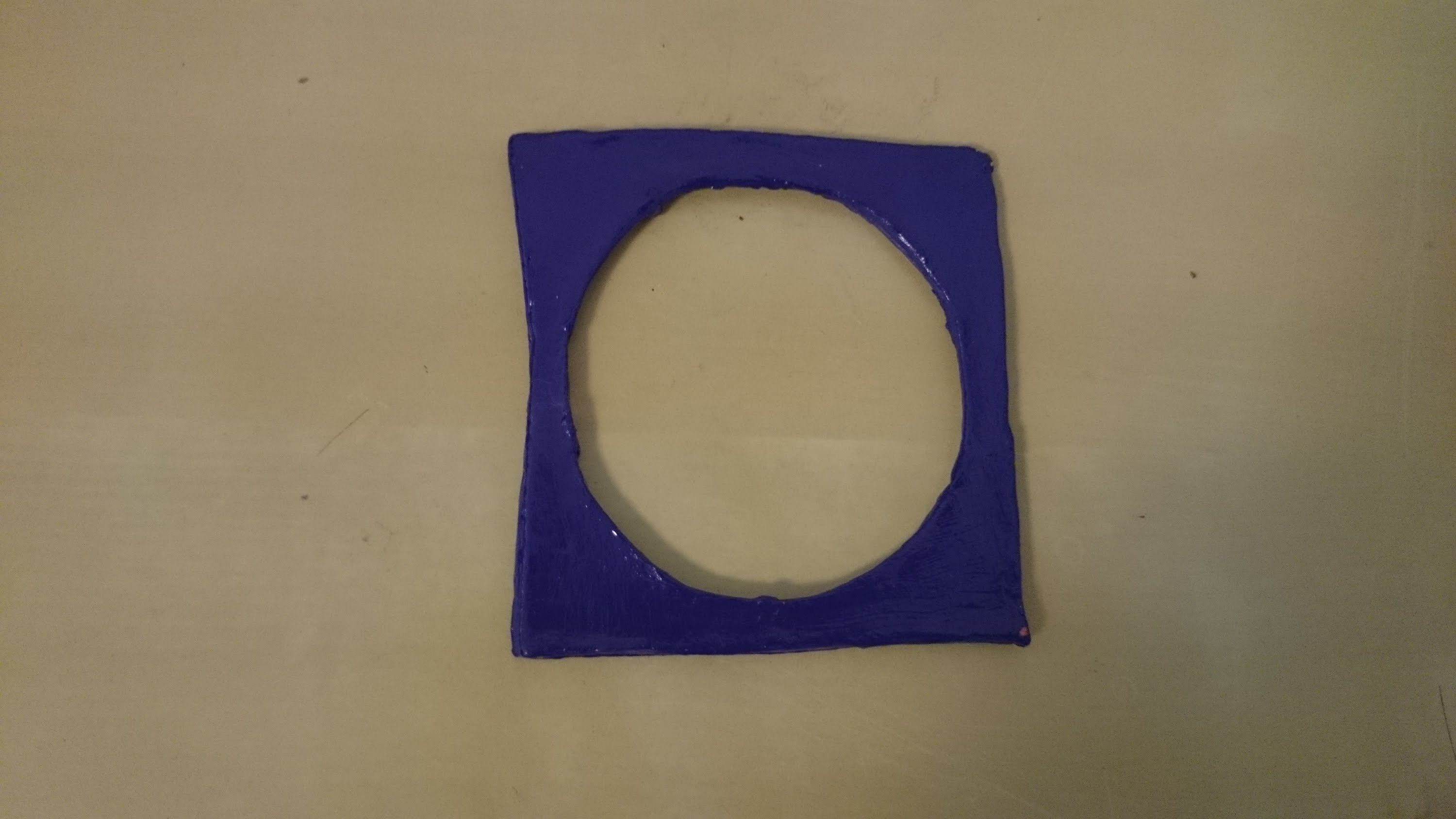 How to make clay square bangle (without bangle base): terracotta.clay jewellery making tutorial