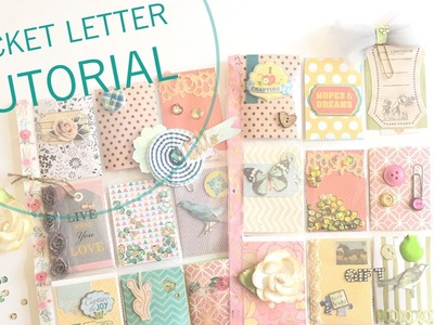 How to Make Pocket Letters