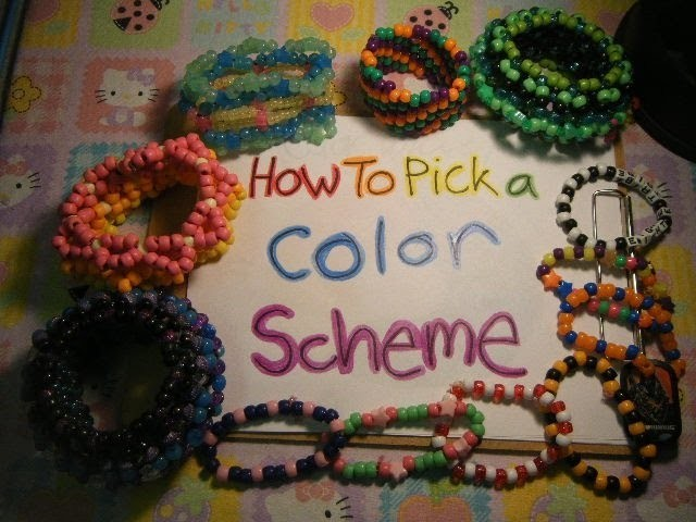 How to Pick a Color Scheme - [Kandi Tutorial]