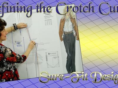 How to Refine (Lengthen.Shorten) Crotch Length with Sure-Fit Designs™