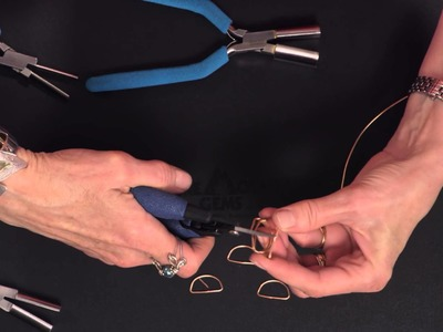 How to Use the Wubbers® Half Round Mandrel Pliers