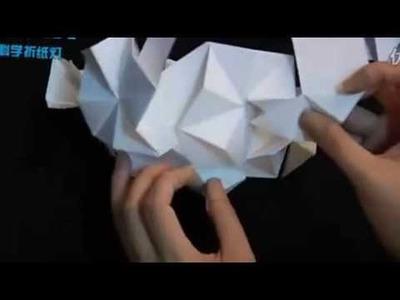Innovaled lampara de papel led flv