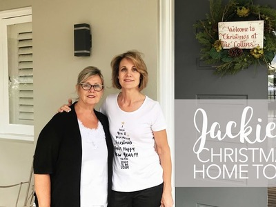 Jackie's Christmas Home Tour 2016: Episode Two