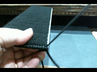 Lesson Four How to Do a Double Whipstitch