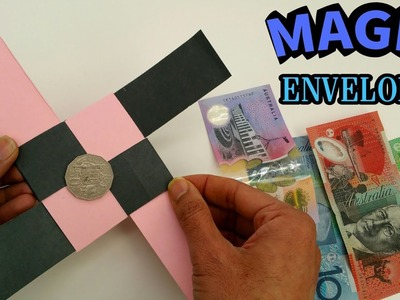 Magic Envelope Trick (Variation 4) - DIY Origami Tutorial by Paper Folds - Anyone can do - 722